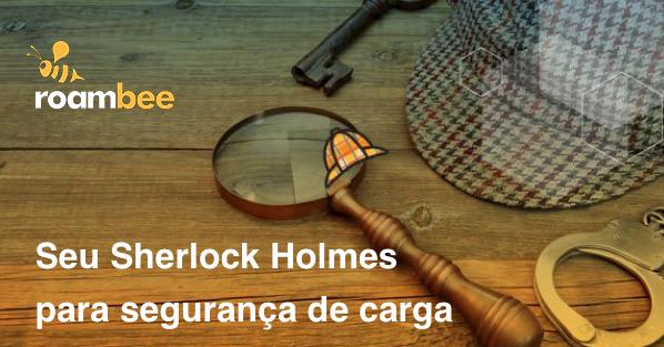 Seu Sherlock Holmes para segurança de carga